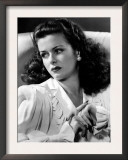 Portrait of Joan Bennett Posters