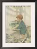Good Housekeeping, April 1918 Prints