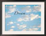 Dream Clouds Prints by Nicole Katano