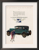 Buick, Magazine Advertisement, USA, 1927 Art