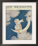 Good Housekeeping, January 1921 Posters