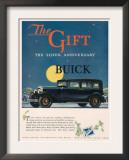 Buick, Magazine Advertisement, USA, 1928 Posters