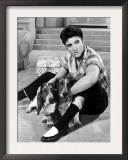 Jailhouse Rock, Elvis Presley, 1957 Print