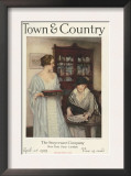 Town & Country, April 20th, 1919 Poster