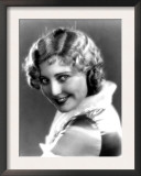 Portrait of Thelma Todd, c.1935 Posters