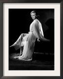 Jeanne Moreau, c.1950s Prints