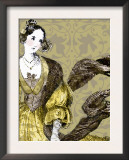 Woman in Gold Prints