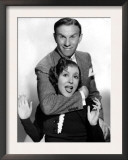George Burns and Gracie Allen, 1936 Poster