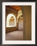 Colonnaded Covered Walkway Prints