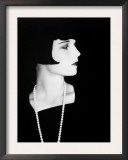 Louise Brooks, 1928 Prints by Eugene Richee