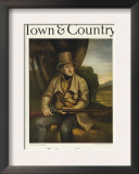 Town & Country, March 1st, 1920 Print