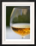 Sparkling Glass Print by Nicole Katano