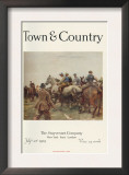 Town & Country, July 20th, 1919 Poster