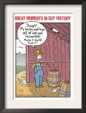 Guy History: Beer Prints