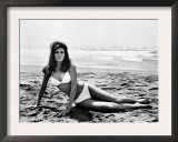 The Biggest Bundle of Them All, Raquel Welch, 1968 Print