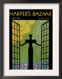 Harper's Bazaar, April 1933 Posters