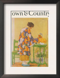 Town & Country, July 20th, 1917 Posters