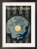 Harper&#39;s Bazar, August 1921 Poster