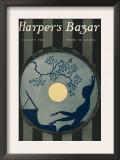 Harper's Bazar, August 1921 Poster