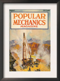 Popular Mechanics, August 1922 Art