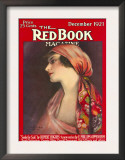 Redbook, December 1921 Art