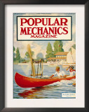 Popular Mechanics, September 1913 Posters