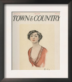 Town & Country, March 7th, 1914 Print