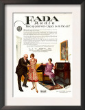 Fada Radio, Magazine Advertisement, USA, 1920 Posters