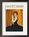 Town & Country, January 1st, 1923 Posters
