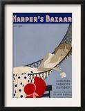 Harper's Bazaar, July 1930 Posters