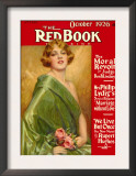 Redbook, October 1926 Art