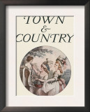 Town & Country, July 11th, 1914 Poster