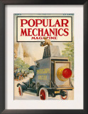 Popular Mechanics, April 1916 Posters