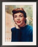 Portrait of Jennifer Jones Posters