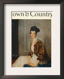 Town & Country, January 10th, 1917 Posters