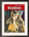 Redbook, February 1925 Print