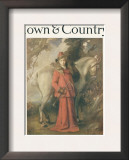 Town & Country, June 1st, 1917 Print