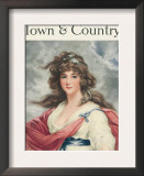 Town & Country, October 10th, 1915 Print