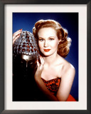 Portrait of Virginia Mayo, c.1940s Prints