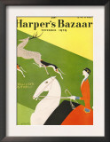 Harper's Bazaar, November 1929 Prints