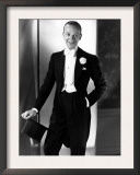 Fred Astaire at the Time of Follow the Fleet, 1936 Print