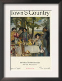 Town & Country, September 10th, 1921 Print