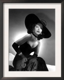 Hedy Lamarr Print