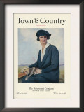 Town & Country, November 1st, 1923 Posters