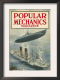 Popular Mechanics, August 1917 Posters
