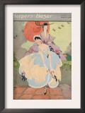 Harper's Bazaar, August 1916 Poster