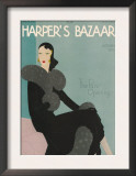 Harper's Bazaar, October 1930 Poster