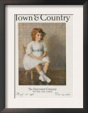 Town & Country, May 10th, 1918 Poster
