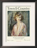 Town & Country, December 1st, 1920 Posters