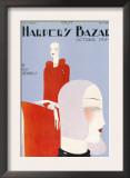 Harper's Bazaar, October 1929 Prints